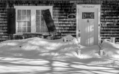 A Maine Late Winter